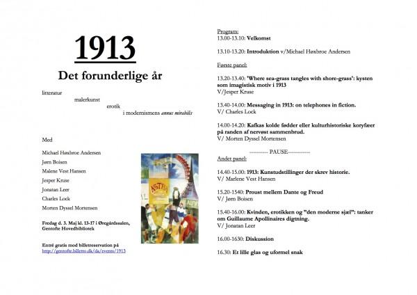 Program 1913