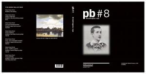 pb#8 omslag